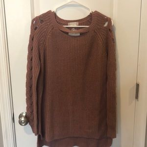 Altar'd State oversized sweater